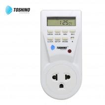 ปลั๊กไฟตั้งเวลาระบบดิจิตอลรุ่นTS-EB1 Toshino