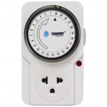 นาฬิกาตั้งเวลา Analog Timer TS-MT3 Toshino