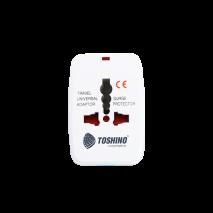 Toshino ปลั๊ก Travel Adapter 4in1 DE-204